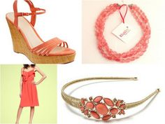 Coral  Color | Entertaining with the Color of the Month: Crushing on Coral
