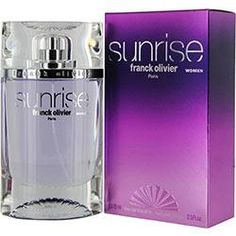 SUNRISE by Franck Olivier - EDT SPRAY 2.5 OZ
