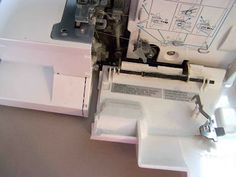 Tips on Cleaning Sewing Machines, Sergers and Irons