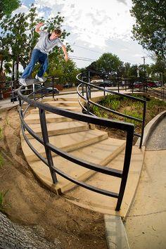 brentodonnell: Karsten Kleppan-crook-Sept. 2015 Skateboarding, Skateboard, Skateboards, Surfboard