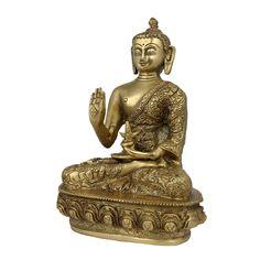 Protection Buddha Statue Buddhism Decor Buddhist Gifts 21.59: Amazon.co.uk: Kitchen & Home