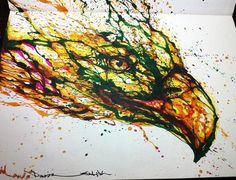 Paintings by Hua Tunan