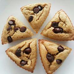 Muffins de mango  Lo pueden encotrar en www.operacioncocina.com