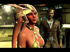 SWTOR - Twi'lek - Sith Inquisitor - Female - Dark Side - Part 26 - Dark reunions - YouTube