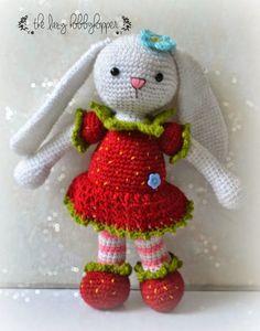 Strawberry Bunny - new pattern
