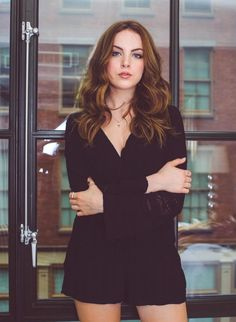 Elizabeth Gillies                                                                                                                                                                                 More