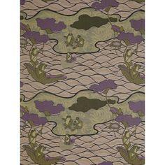 Ranocchie Bardana Verde, fabric by Etro in www.knitea.com