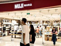Muji ei rekisteröinyt tavaramerkkejään Kiinassa ajoissa ja joutuu siksi maksamaan korvauksia kiinalaisyhtiölle. Muji, Street View
