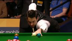 Snooker, my love: World Championship (semi-finals) - the clock is ticking