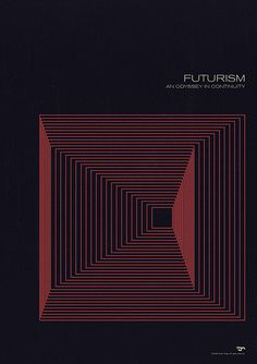 Futurism - An Odyssey in Continuity #15b by simoncpage, via Flickr