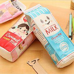 sacchetto della penna del latte di simulazione di spezie