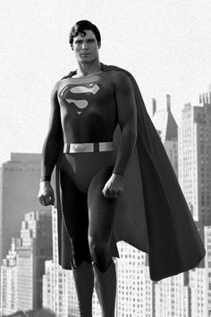 "Christopher Reeve -- ""Superman"" (1978) - the best Superman ever."