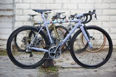 Our 2015 Road Model just won the Editor's Pick in the VeloNews Forever Bike issue. Kitted out here in our Surprise Me! scheme. All Surprise Me! bikes ordered till Dec 31st will recive a free ICHICO kit with deposit. Our way of saying welcome to the family!  https://www.flickr.com/…/42587323@…/albums/72157661038778850
