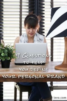 Provided by members of the Young Entrepreneurs Council (YEC), here are 9 questions that will help you define your personal brand. - Love a good success story? Learn how I went from zero to 1 million in sales in 5 months with an e-commerce store. Personal Branding, Marca Personal, Branding Your Business, Business Advice, Career Advice, Creative Business, Business Networking, Blogging, Career Development