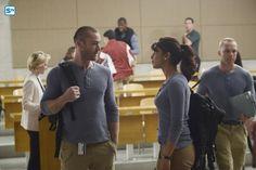 "#Quantico 1x09 ""Guilty"" - Ryan and Alex"