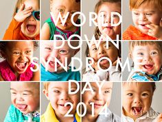 world down syndrome day 2014