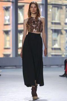 Proenza Schouler Ready To Wear Spring Summer 2014 New York