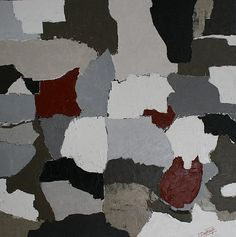 peinture acrylique - mes jours trop courts
