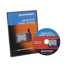 Jeppesen Garmin GPS 196 Training DVD