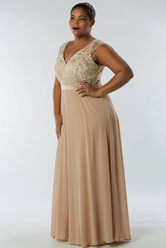 Vestido Plus Size 64