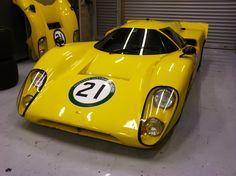 Lola T70 Mk 3B 1969