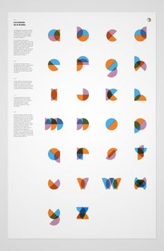 Typography By: Philippe Cossette | Square Inch Design Blog