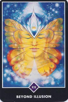 Beyond Illusion (Judgement) - Osho Zen Tarot