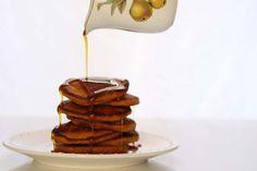 Sorghum and Sweet Potato Pancakes