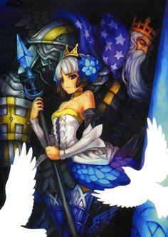 Odin & Gwendolyn