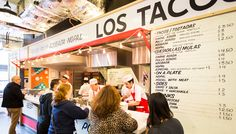 Los Tacos No.1 - Chelsea Market - 9th ave and 15th st