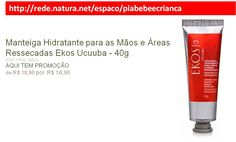 Linha Ekos Ucuuba, descubra a nova jóia da Floresta Amazônica. http://rede.natura.net/espaco/piabebeecrianca
