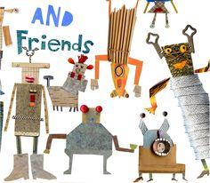 Susan Farrington illustrations
