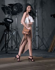 Nadine Lustre and James Reid Are The Newest Models Of Parisian And Milanos! Hey Gorgeous, Gorgeous Women, Nadine Lustre Ootd, Flattering Outfits, Filipina Beauty, Jadine, New Model, Parisian, Cool Girl