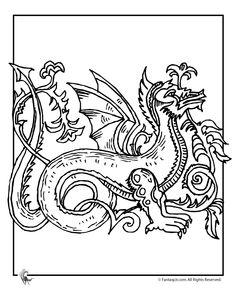 cat celtic coloring pages - photo#36