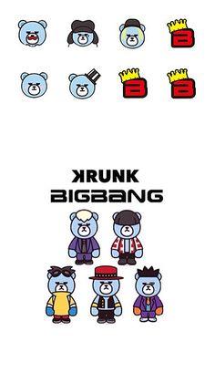 iPhone6 ホーム画面 BIGBANGの画像 プリ画像 Gd Bigbang, Daesung, Krunk Bigbang, Bigbang Wallpapers, Big Bang, Kpop Fanart, G Dragon, Yg Entertainment, South Korean Boy Band