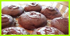 Fat-free Chewy Chocolate Cookies weight watchers SmartPoints value : 2 | Smart Points Recipes