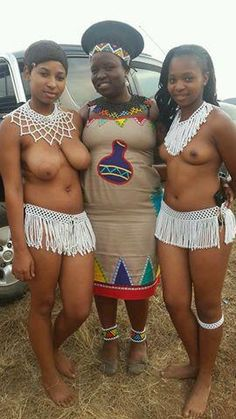 Zulu Naked Women Big Photo 6