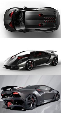 Lamborghini Sesto Elemento #lamborghinisestoelementoblack
