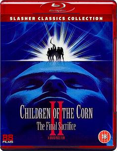CHILDREN OF THE CORN II: THE FINAL SACRIFICE BLU-RAY 88 FILMS SLASHER CLASSICS COLLECTION SPINE #14