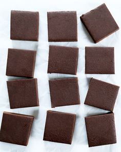 Healthy, rich chocolate Paleo fudge, with no added sweeteners of any kind (not even sugar substitutes!).http://glutenfreeonashoestring.com/healthy-paleo-fudge/