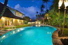 Elagant Kahala Hawaii home for sale