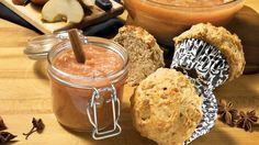 Pour une collation santé, cuisinez cette recette facile de muffins aux pommes