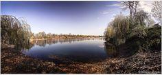 Jesen u Beloj Crkvi na Glavnom jezeru.