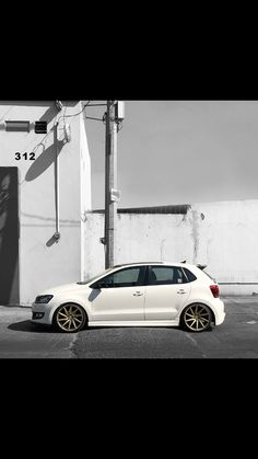Volkswagen Polo, Car Tuning, Subaru, Cars And Motorcycles, Dream Cars, Garage, Golf, Women's Fashion, People
