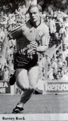Barney Rock #dublingaa #gaa #dublin #football #barneyrock #irishnostalgia #footballgreats #irish #dubliners #crokepark #upthedubs #coybib #sports #gaelicfootball