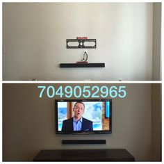 Free tilting TV wall mount with installation Our prices start at only $99 Reasons to have your TV professionally wall mounted... Extend the life of your TV. Safety for kids and TV. TVs kill and injure kids when placed on dressers and stands. More space in your home. Better viewing angle. Wall mounted TVs are harder to steal http://tvmountcharlotte.com/
