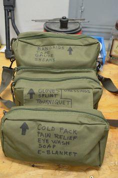 Prepping 101 | The Medical Bucket and M3 Medic Bag Emergency Preparedness Kit, Emergency Preparation, Emergency Supplies, Survival Prepping, Survival Gear, Survival Skills, Emergency Binder, Survival Stuff, Survival Shelter