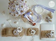 свадебный букет из джута и папиросной бумаги мастер-класс с пошаговым фото