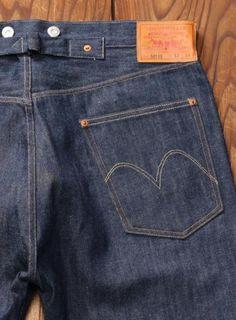 LEVIS VINTAGE CLOTHING-501XX 1915モデル-リジッド/CONE MILLS Collaboration|リーバイス公式通販