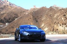 Tesla Model S: Weniger Wertverlust als Benziner
